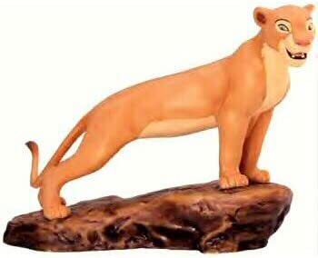Walt Disney Classics Collection Nala s Joy Lion King Nala Collectible Figurine with Certificate of Authenticity 11K413590 WDCC