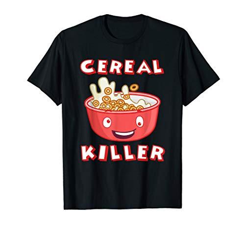 Original Cereal Killer Shirt - Halloween Costume Shirt -