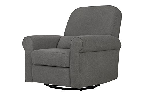 Davinci Ruby Recliner and Swivel Glider, Dark Grey Review