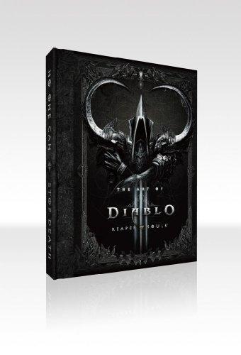 Price comparison product image The Art of Diablo III: Reaper of Souls