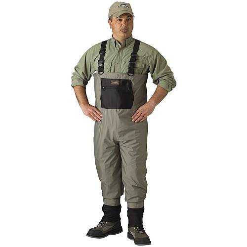 Caddis CA9907W-M Women's Breathable Stockingfoot Chest Wader