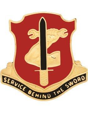 Amazon com: 185th Maintenance Bn Unit Crest (Service Behind
