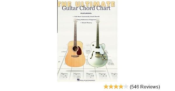 Ultimate Guitar Chord Chart - Kindle edition by Bernard Cornwell ...