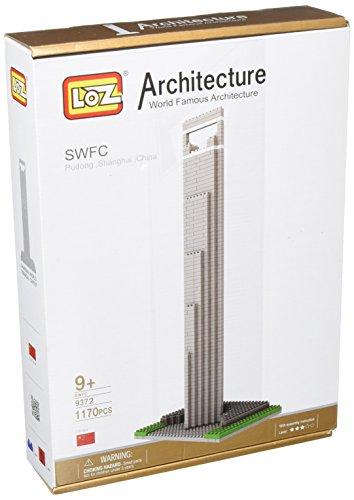 LOZ Building & Construction 9372 SWFC Building Blocks (1170 - Girder Panel Toy