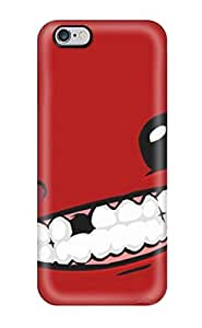 New AmandaSMartin Super Strong Super Meat Boy Platform Humor Funny Nintendo Tpu Case Cover For Iphone 6 Plus