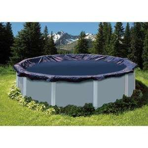 SWIMLINE 21' Diameter Winter Above Ground Swimming Pool Cover 8 Year Limited Warranty (Motor Pool Safety)