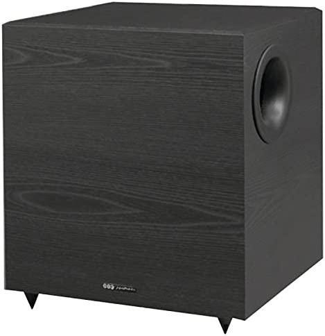 BIC V1020 10 Down-Firing Powered Subwoofer