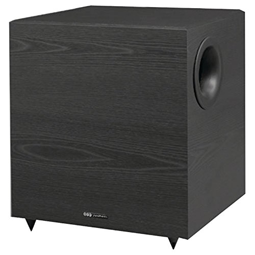 "BIC America 12"" 430-Watt Powered Subwoofer V1220"