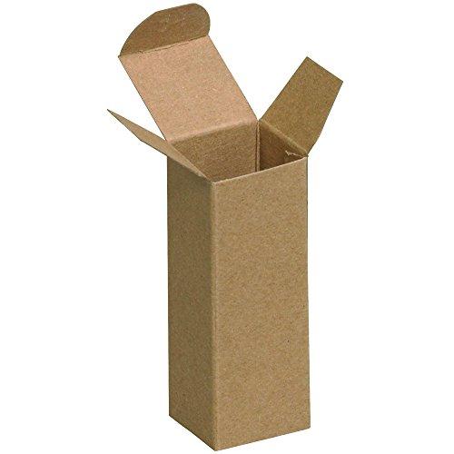 Aviditi RTD1 Reverse Tuck Folding Cartons, 1 1/2