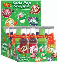 - Jelly Belly Soda Bottles 24CT Box