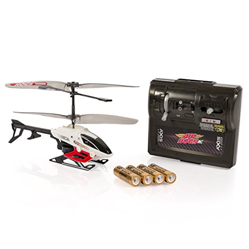 Air Hogs Axis 200 R/C Helicopter with Batteries, Red