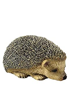 StealStreet 3-Inch Animal Figure Hedgehog Hunched Down Collectible Display