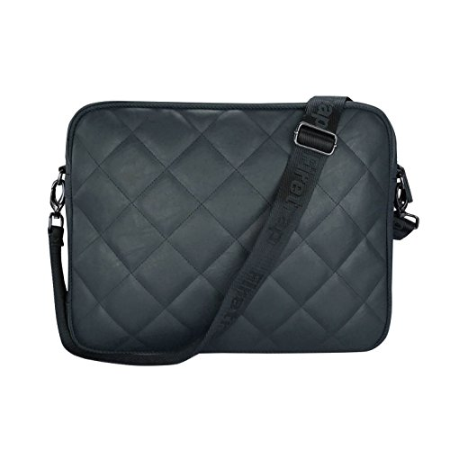 Bag Flight Quilted Unisex Firetrap Negro Eqfxwt41yF