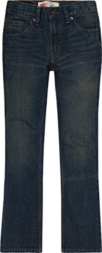 Levi's Boys' Big 527 Bootcut Jeans, Rusted Rigid, 20 Regular