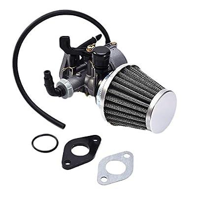 Carburetor PZ19 fit for Kazuma Taotao Baja Polaris Roketa SUNL Honda XR/CRF 50cc 70cc 90cc 110cc 125cc ATV Carburetor Carb: Automotive