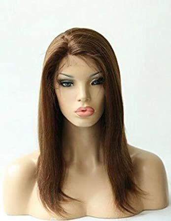 heißer verkauf authentisch unschlagbarer Preis bester Wert Estrella Rahel Echthaar Front Lace-Wig echte Handarbeit ...
