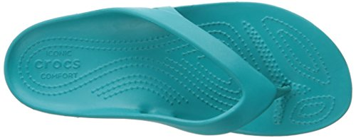 Mujer Turquoise Pantuflas para Tur Kadee Flip II Crocs W Azul z01fgXq