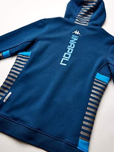 Ssc Napoli 304MH70 Full Zip Representation Sweatshirt 2019//2020