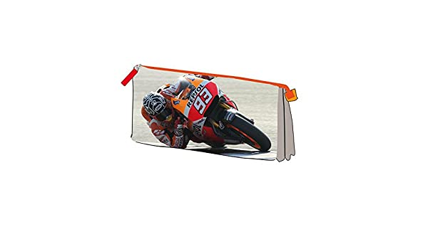 Repsol-Honda- Estuche portatodo Doble (Copywrite 237571): Amazon.es: Juguetes y juegos