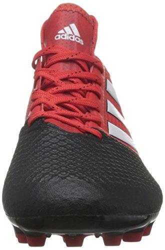 Adidas Ace 17.3 Primemesh Ag, pour les Chaussures de Formation de Football Homme, Rouge (Rojo/Ftwbla/Negbas), 46 EU