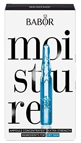 Special Edition AMPOULE CONCENTRATES: Moisture for Face 14 ml - Best Natural Hydrating Face Serum for Day and - Moisture Concentrate