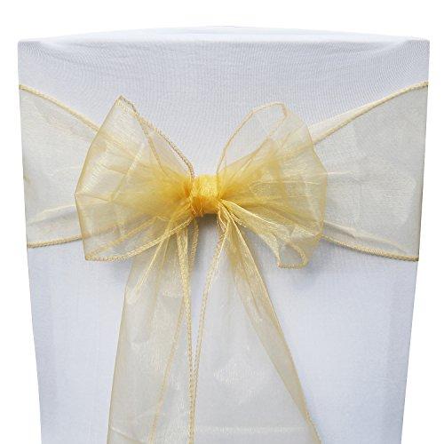 chair ties for weddings - 9