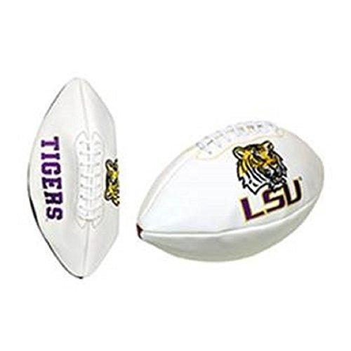 NCAA LSU Louisana State University Tigers Full Size Football Embroidered Logos (State University Tigers Football)
