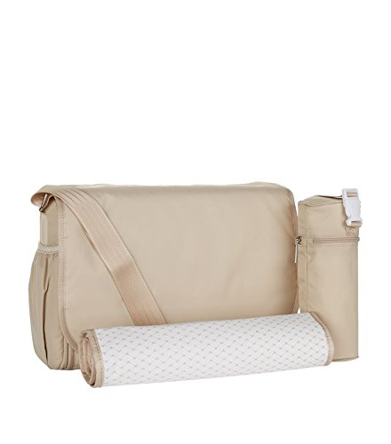 Armani Baby Changing Bag 00055 Beige One Size by GIORGIO ARMANI