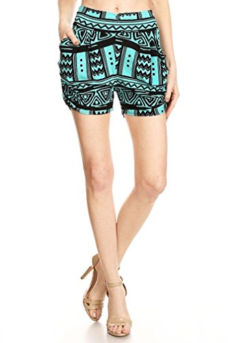 Premium-Ultra-Soft-Harem-Shorts-Pockets-15-Trending-Prints-by-Conceited