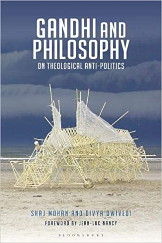 Buy Gandhi and Philosophy: On Theological Anti-Politics Book