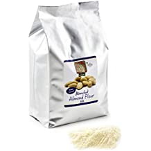 2LB Almond Flour Blanched, Gluten Free Flour, Extra Fine Ground Almond Meal - Oh! Nuts (2 LB Bag Blanched Almond Flour