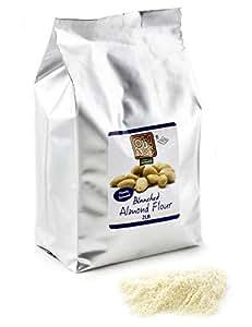 Amazon.com : 2LB Almond Flour Blanched, Flour, Extra Fine