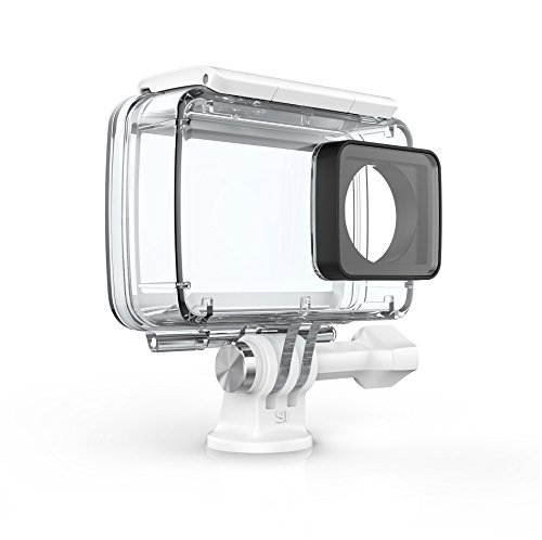 YI 4K/4K+ Action Camera Waterproof Case White