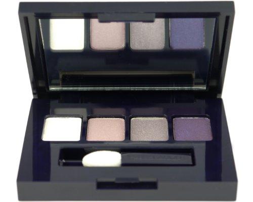 Estée Lauder Pure Color Eyeshadow 4 Color Palette (30-Sugar Cube) (Violet Pure Eye Shadow)