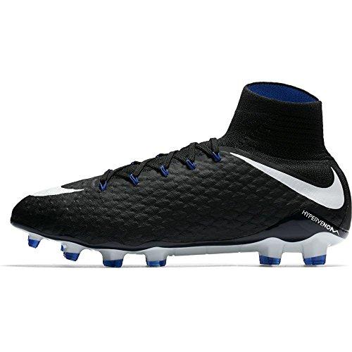 FG Dynamic Hypervenom Noir Nike III Football Chaussures Fit Phatal de Homme qXUtqdw