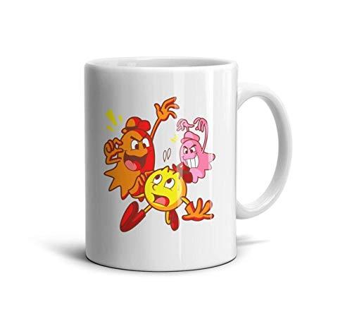 AnTPower Design Ceramic Coffee Mugs Printing TeaMugs Cup ()