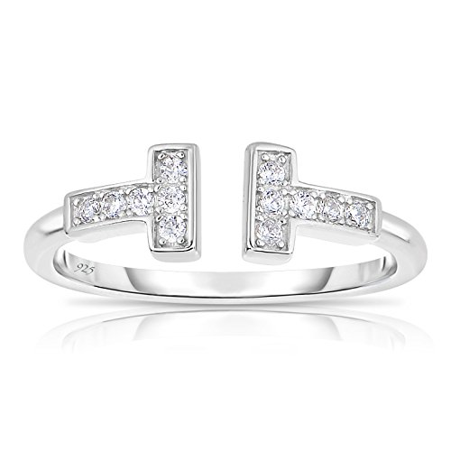 double bar ring - 4
