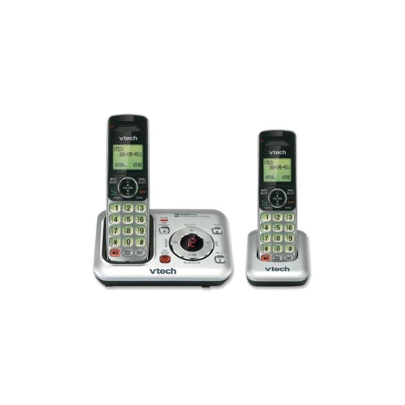 VTech CS6429-2 2-Handset DECT 6.0 Cordle