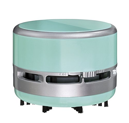 Clauss Handvac 2Clean Battery Operated Mini Cleaning Kit - mintgreen/silver