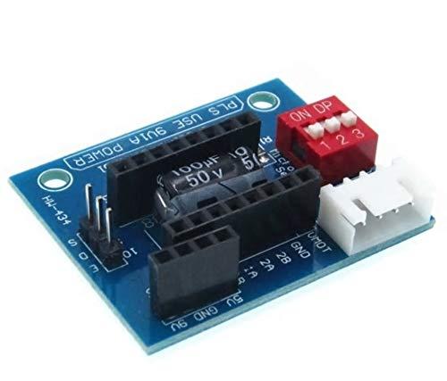 Tecnostore Modulo - Tarjeta de expansión Stepper Motor ...