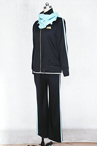 Cosplay Costumes Noragami Yato Whole Set Sport Suit Anime (S(Male))
