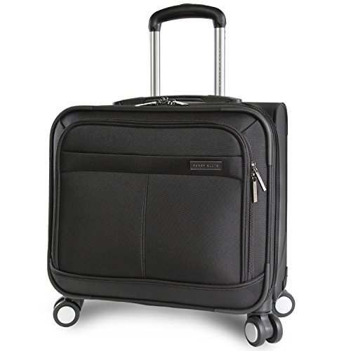 Laptop Briefcase Wheels (Perry Ellis Rolling Laptop Case)