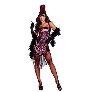 f882b169ad5 1920s Costumes. Dreamgirl Women s Gatsby Girl 1920 s Flapper Costume