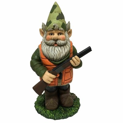 Compare Price garden gnome gun on Statements Ltd