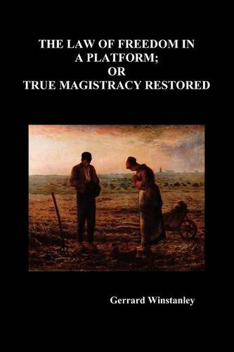 Download Law of Freedom in a Platform; or True Magistracy Restored ebook