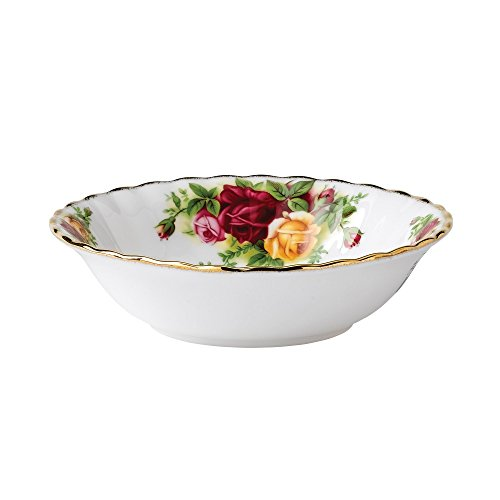 - Royal Albert 15210020 Old Country Roses Fruit Dish