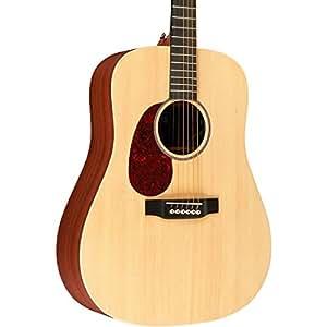martin dx1ae left handed acoustic electric guitar musical instruments. Black Bedroom Furniture Sets. Home Design Ideas