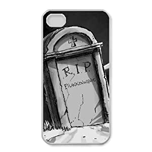 iphone4 4s cell phone cases White Frankenweenie fashion phone cases GFL2850510