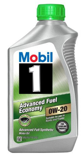 Mobil 1 96995 0W-20 Synthetic Motor Oil - 1 Quart (Pack of (0w 20 Synthetic Oil)