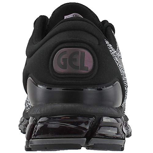 Femmes En 360 black Asics Maille Pour quantum Gel Black Chaussures white 0XU5xUq7